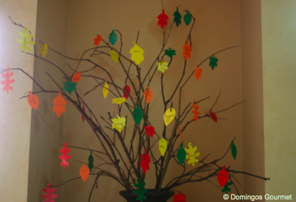 Thankful tree 2- Domingos Gourmet