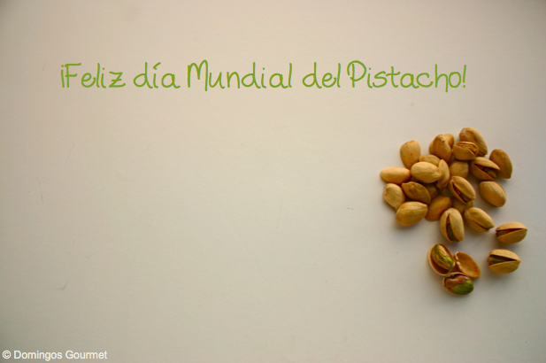 World Pistachio Day - Domingos Gourmet