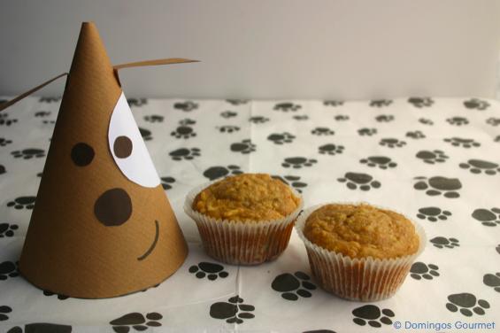 Pupcakes - Domingos Gourmet