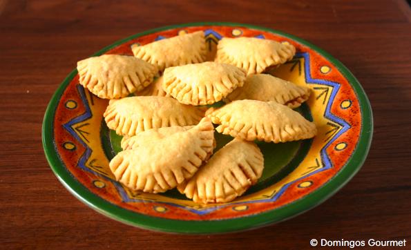Empanadas de Chiverre - Domingos Gourmet