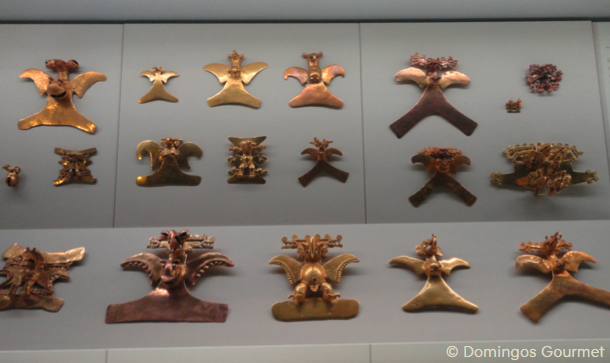 Museo de Oro Precolombino - DomingosGourmet